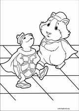 Wonder Pets coloring page (040)