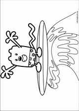 Wow! Wow! Wubbzy! coloring page (005)