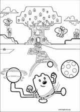 Wow! Wow! Wubbzy! coloring page (013)