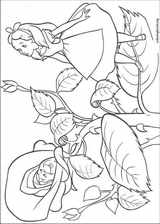 Alice In Wonderland coloring page (007)