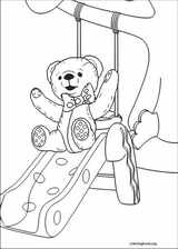 Andy Pandy coloring page (002)