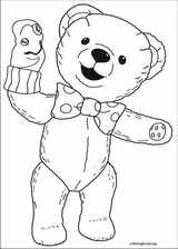 Andy Pandy coloring page (010)