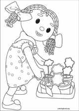 Andy Pandy coloring page (021)
