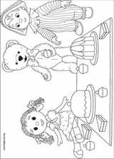 Andy Pandy coloring page (022)
