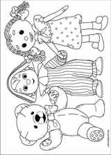 Andy Pandy coloring page (023)