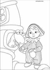 Andy Pandy coloring page (026)