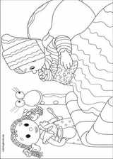 Andy Pandy coloring page (030)