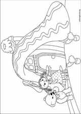 Andy Pandy coloring page (036)