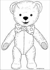 Andy Pandy coloring page (048)
