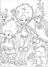 Arthur And The Minimoys coloring page (001)