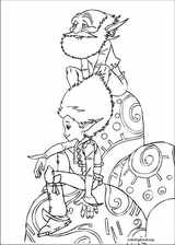 Arthur And The Minimoys coloring page (002)