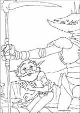 Arthur And The Minimoys coloring page (006)