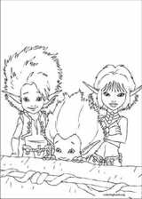 Arthur And The Minimoys coloring page (011)