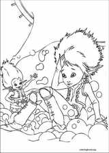 Arthur And The Minimoys coloring page (012)