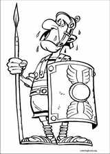 Asterix coloring page (008)