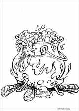 Asterix coloring page (012)