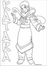 Avatar, The Last Airbender coloring page (015)
