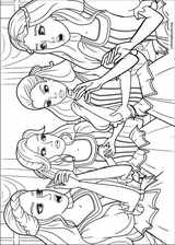 Barbie And The Three Musketeers coloring page (002)