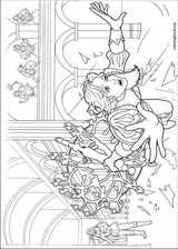Barbie And The Three Musketeers coloring page (005)