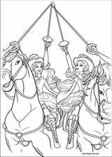 Barbie And The Three Musketeers coloring page (007)