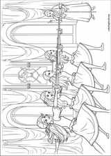Barbie And The Three Musketeers coloring page (008)