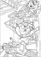 Barbie And The Three Musketeers coloring page (010)