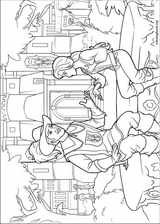 Barbie And The Three Musketeers coloring page (015)