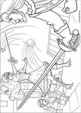 Barbie And The Three Musketeers coloring page (017)
