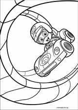 Bubble Guppies coloring page (003)