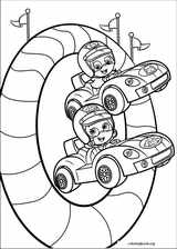 Bubble Guppies coloring page (004)