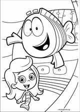 Bubble Guppies coloring page (005)