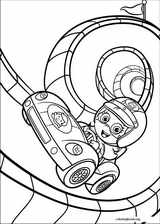 Bubble Guppies coloring page (014)
