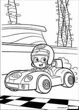Bubble Guppies coloring page (016)