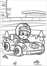 Bubble Guppies coloring page (019)
