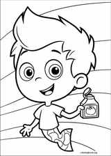 Bubble Guppies coloring page (022)