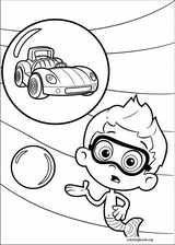 Bubble Guppies coloring page (030)