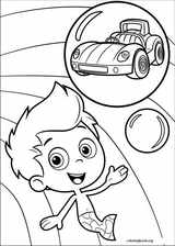 Bubble Guppies coloring page (031)