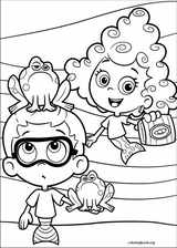 Bubble Guppies coloring page (034)