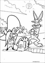 Bugs Bunny coloring page (005)