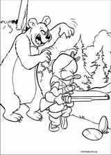 Bugs Bunny coloring page (011)