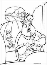 Chicken Little coloring page (014)