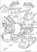 Chicken Little coloring page (026)
