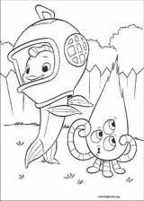 Chicken Little coloring page (033)
