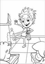 Cloudy With A Chance Of Meatballs coloring page (007)