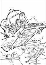Cloudy With A Chance Of Meatballs coloring page (032)