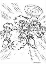 Digimon coloring page (011)