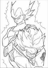 Dragon Ball Z coloring page (005)