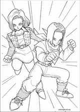 Dragon Ball Z coloring page (014)