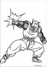 Dragon Ball Z coloring page (017)