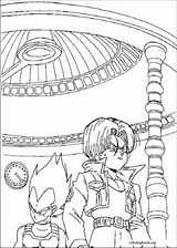 Dragon Ball Z coloring page (021)